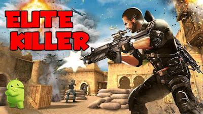 Download Elite Killer SWAT v1.2.3 Mod Apk Terbaru Unlimited Gold