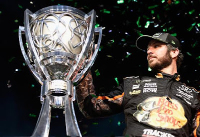 Martin Truex Jr. Grabs His First Monster Energy NASCAR Cup Series Title
