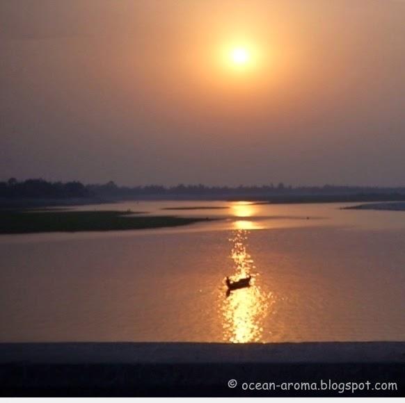 Bangladesh Nature In Winter Look 2015