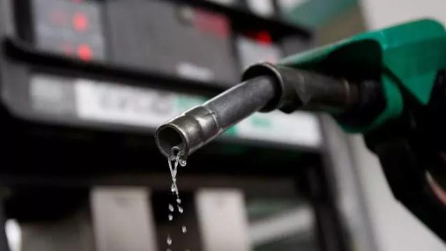 Gasolina aumentada, fuego seguro