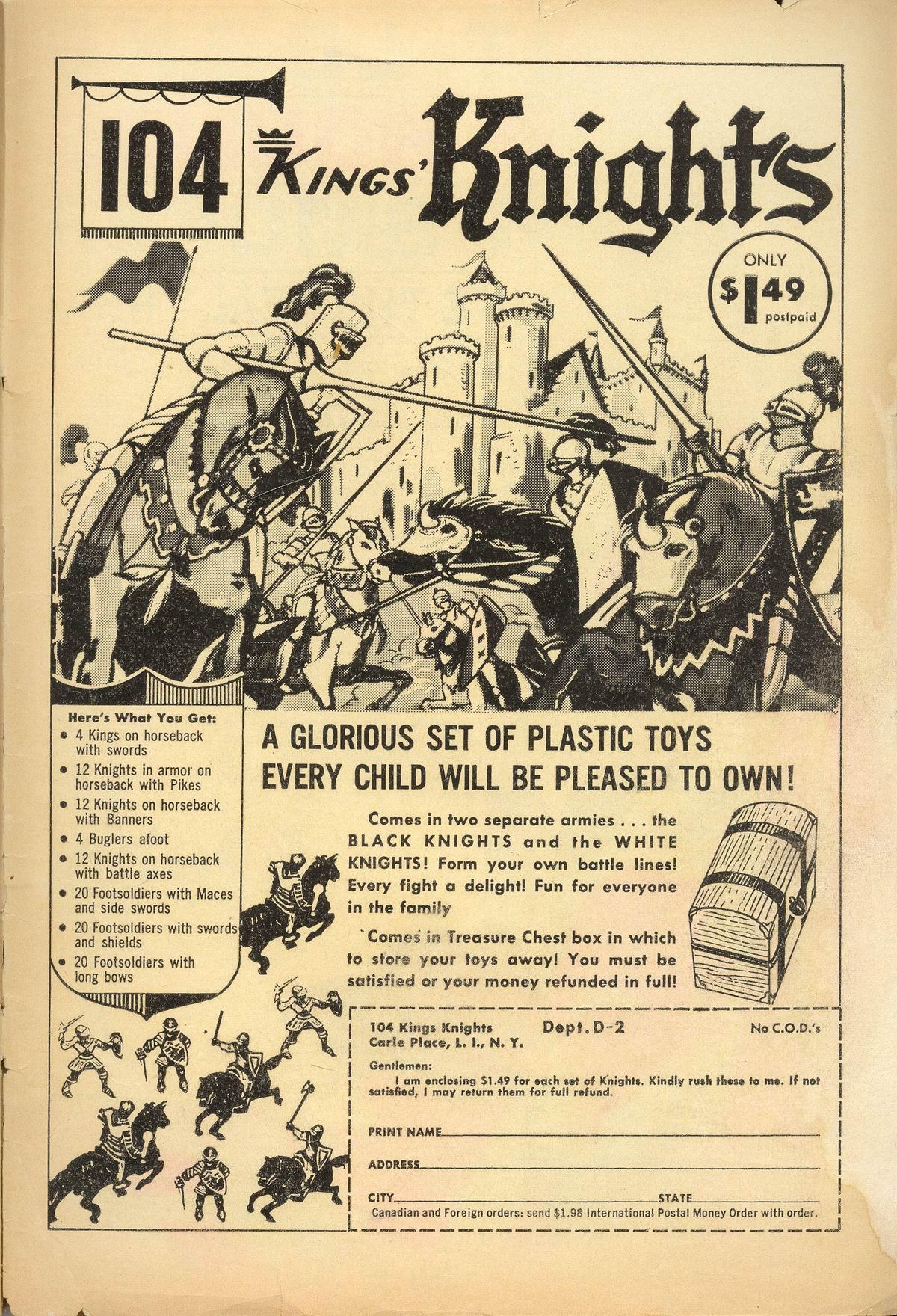 Strange Adventures (1950) issue 148 - Page 35