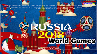 FTS Basis Loving Cup Russia 2018 Apk Data Obb