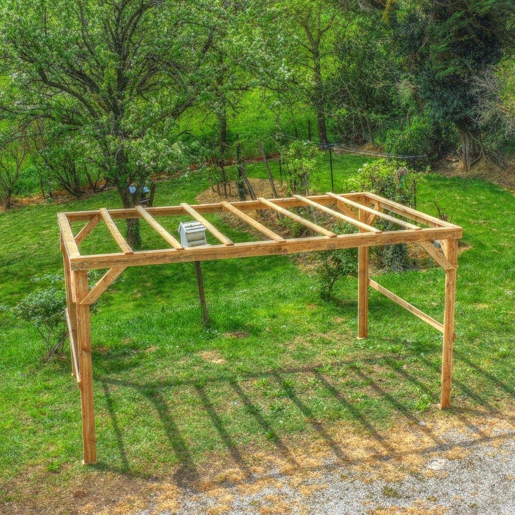Meuble en palette de bois plan un bureau de palettes de bois - Briovere Buffentis Liste Des Meubles En Palette De Bois