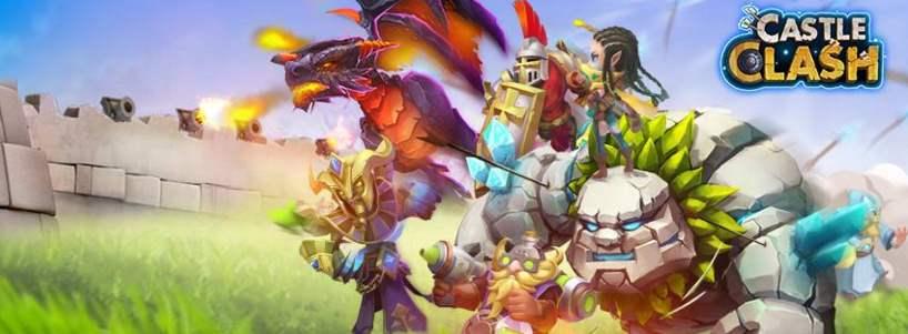 Trik rolling dapat hero legend konflik kastil