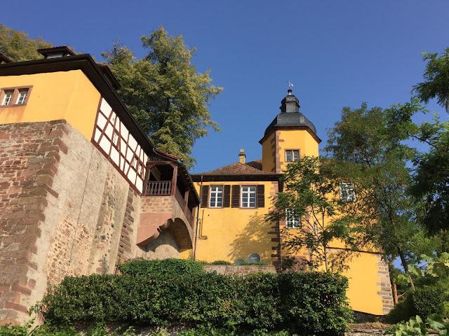 Schlossareal Mahlberg