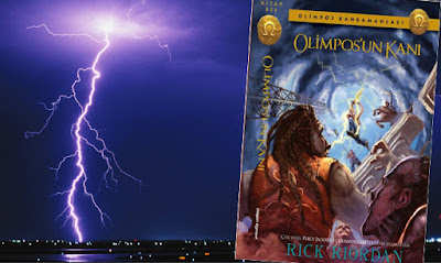Kitap Yorumları, Olimpos'un Kanı, Olimpos Kahramanları, Rick Riordan, The Blood Of Olympus, Belgin Selen Haktanır Us, Doğan Egmont Yayıncılık, Roman, Fantastik