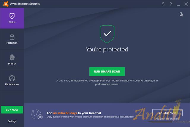 Cara Menambah Daftar Pengecualian (Exclusions) di Avast Antivirus 2017-anditii.web.id