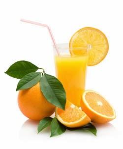Las Naranjas son ricas en vitamina B7
