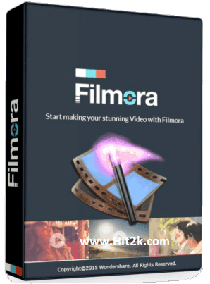 Wondershare Filmora 7.0.2.1 Crack, With Keygen