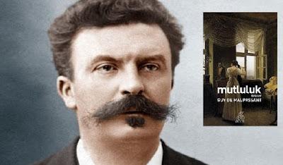 Guy de Maupassant mutluluk kitap