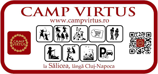 Branding - CAMP VIRTUS