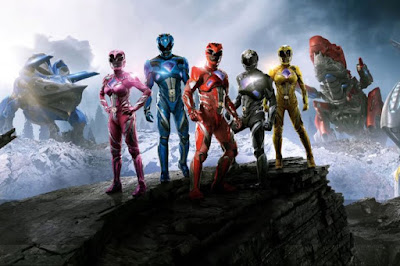 Power Rangers. 2017, Filem, Movie, English Movie, Sinopsis, Review, Review By Miss Banu, Watak, Jason, Kimberly, Billy, Zack, Trini, Aksi, Zords, Megazords, Pelakon, Dacre Montgomery, Naomi Scott, RJ Cyler, Becky G, Ludi Lin, Elizabeth Banks,