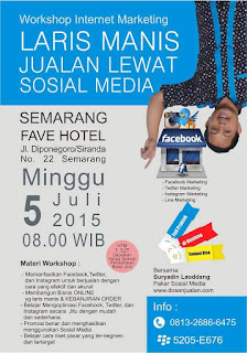 Workshop Internet Marketing Semarang