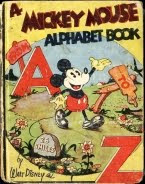Mickey Alphabet Book