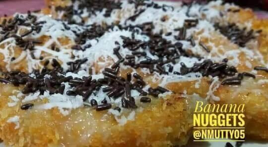 Banana Nugget - NMUTTY.com