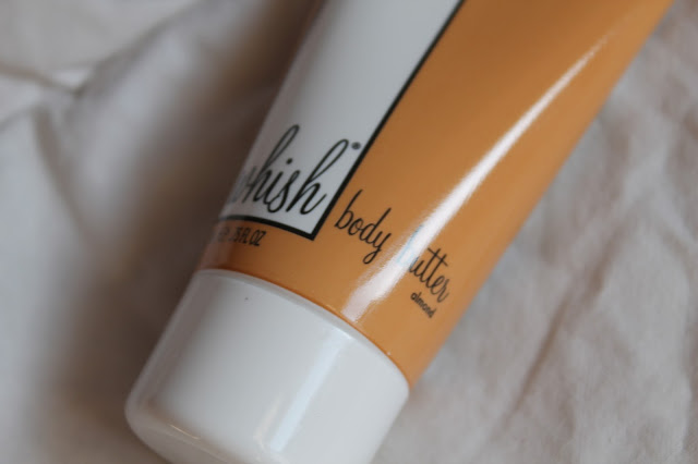 Body Butter Almond - Whish