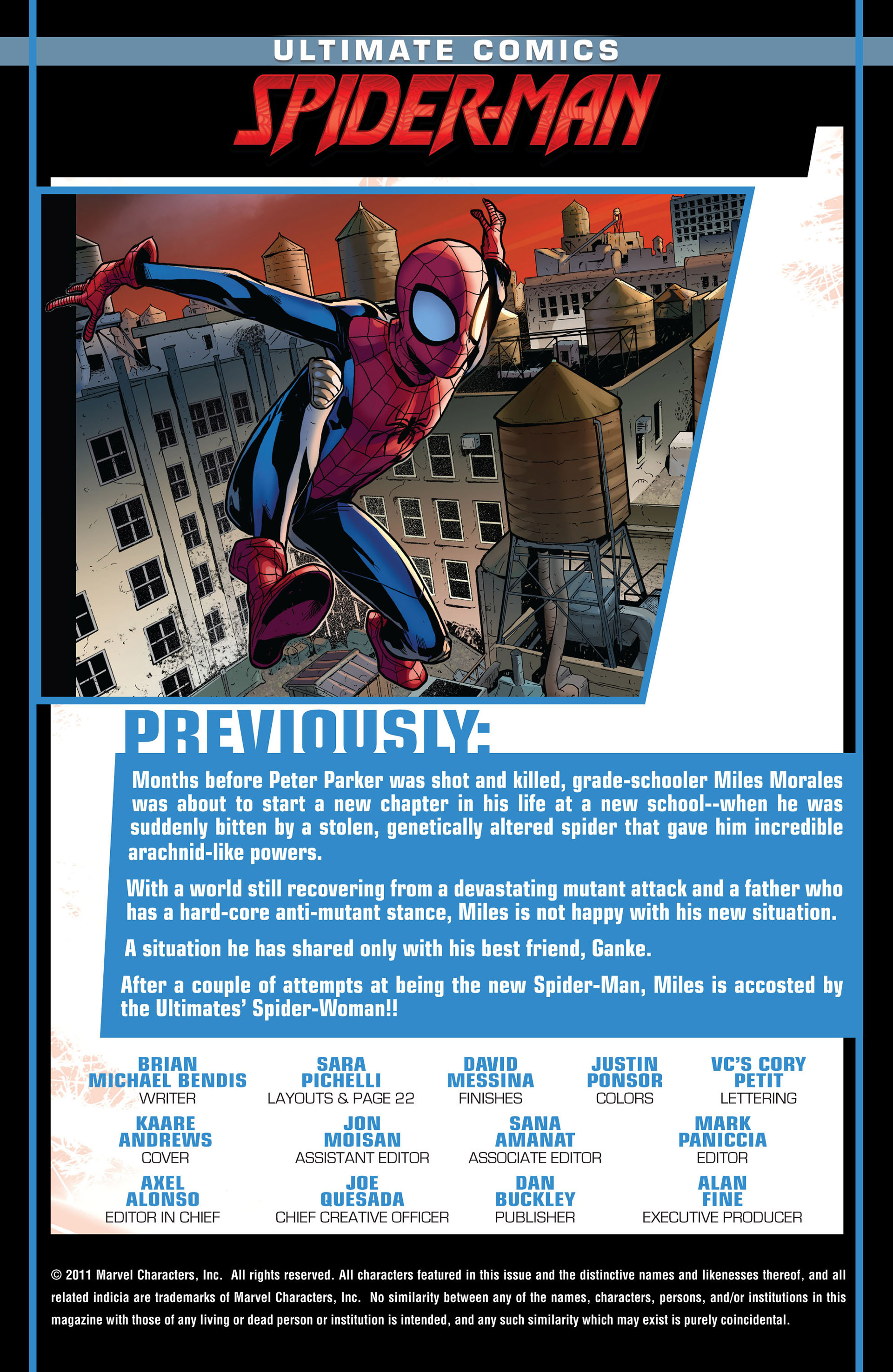 Read online Ultimate Comics Spider-Man (2011) comic -  Issue #5 - 2