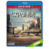 Maze Runner: Prueba de fuego (2015) BRRip 720p Audio Dual Latino-Ingles