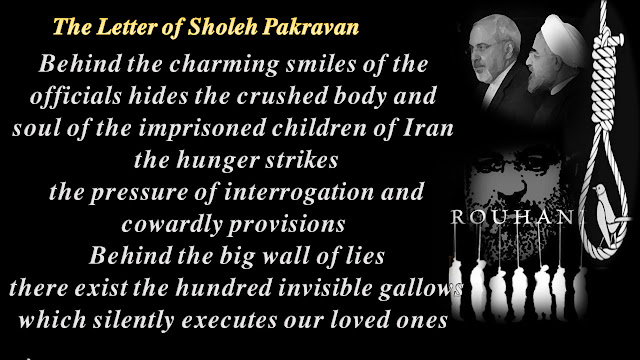 The Letter of Sholeh Pakravan