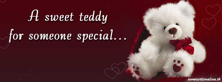 Cover Ur Timeline Teddy Bear Fb Cover