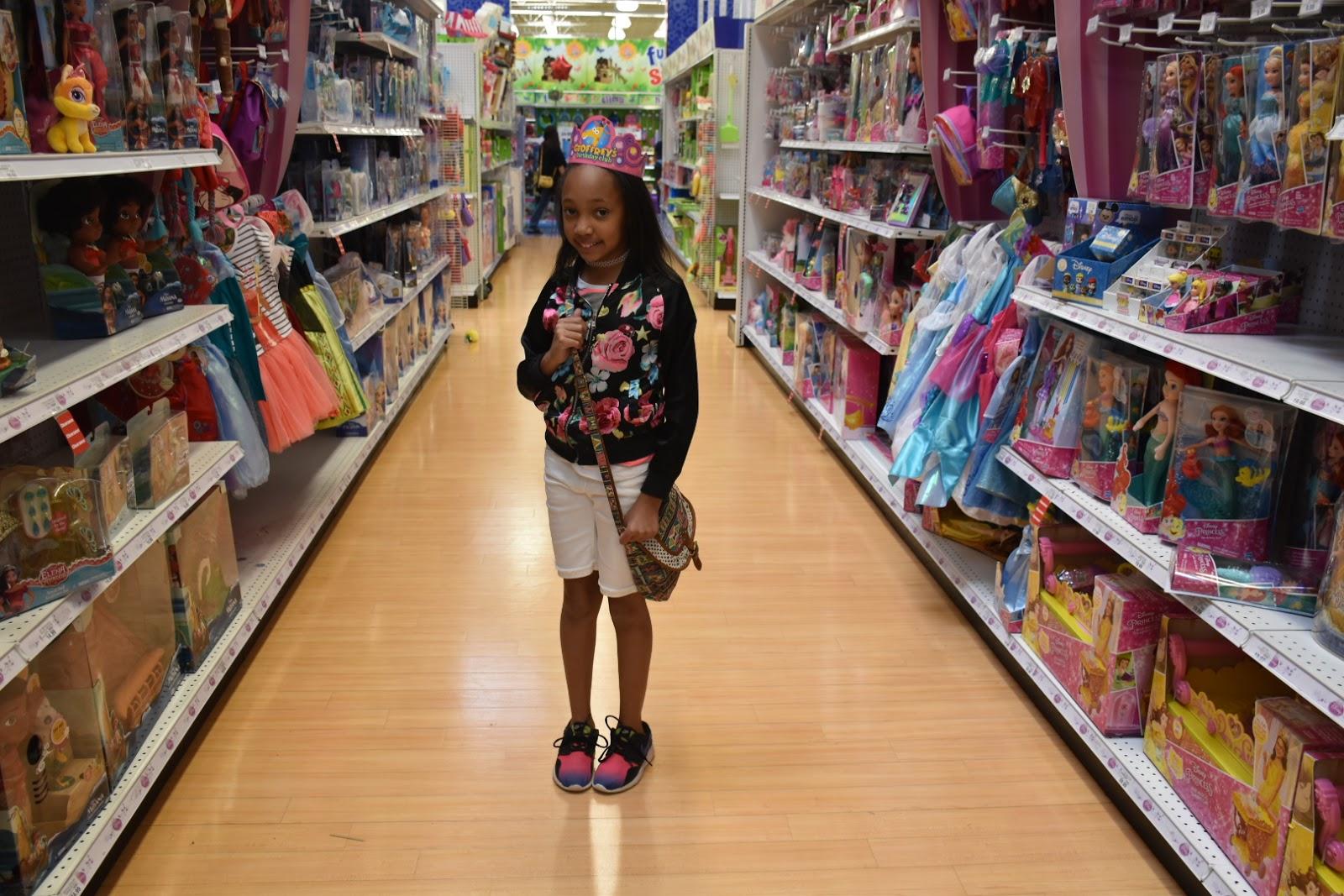 Michelle's 10th Birthday Recap: Dream More Resort  via  www.productreviewmom.com
