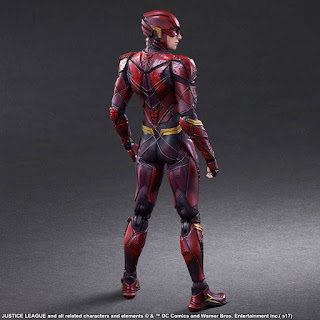 Play Arts Kai Flash de Justice League - Square Enix