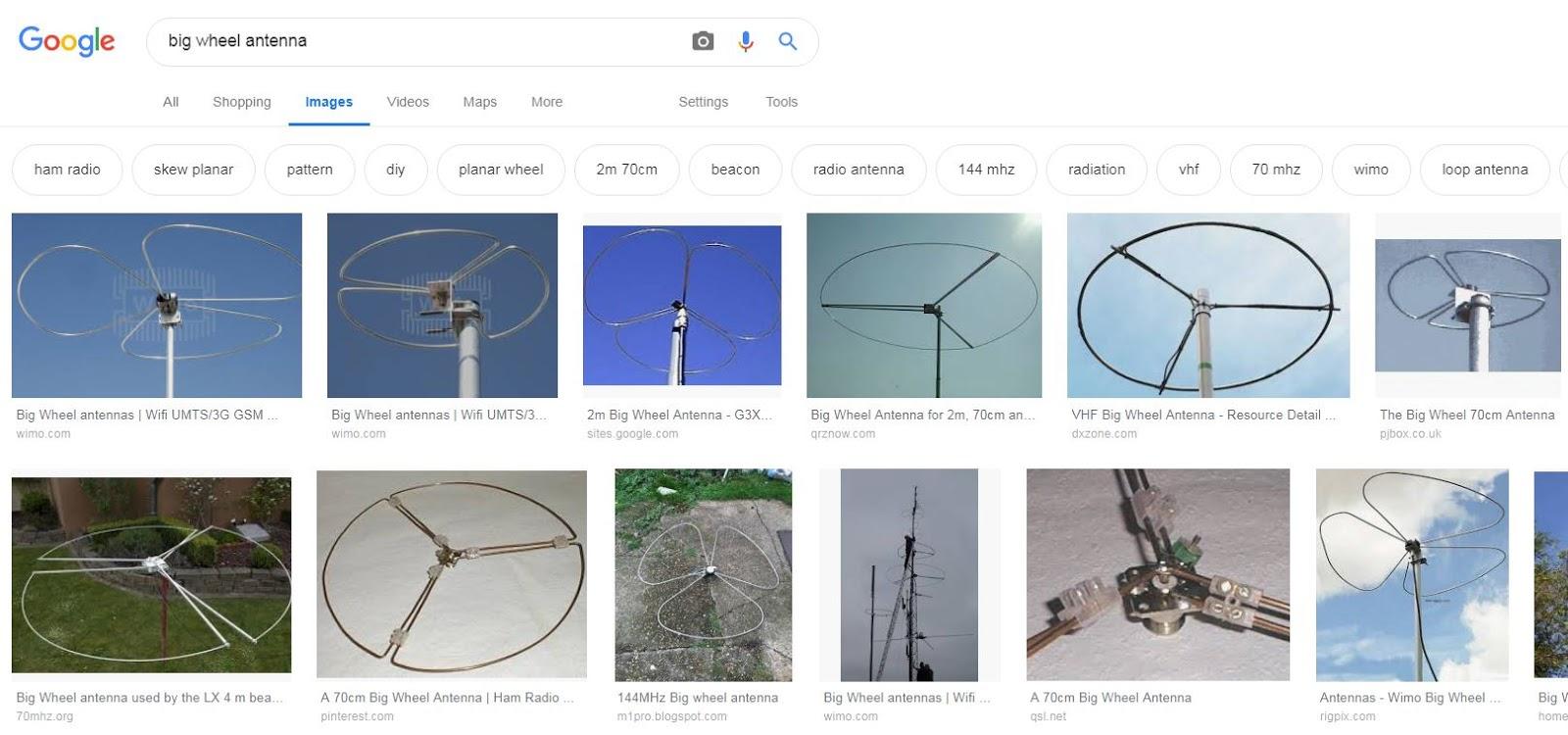 70cm Slot Antenna