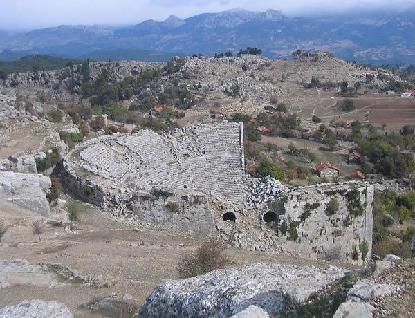Antioquia, Antiga Cidade Helenística da Turquia