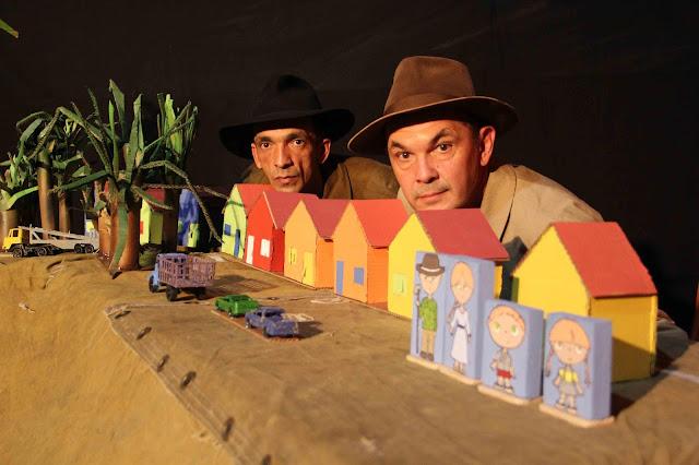 InterCement traz o Teatro Portátil em Cajati