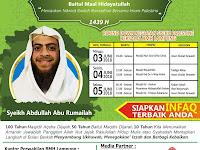 Ini Dia Jadwal Syeikh Abdullah Palestina Imam Palestina