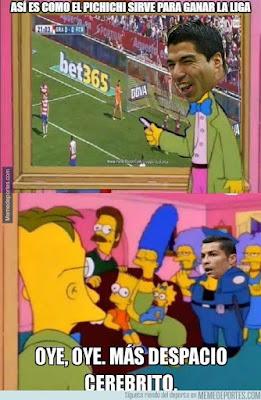 barcelona campeon liga española 2016 memes