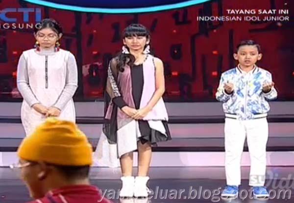 Indonesian Idol Junior 2018