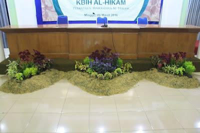 Persiapan KBIH Al-Hikam