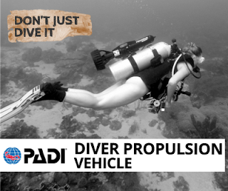PADI DPV Specialty course