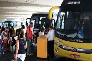 Passagens de ônibus interestaduais ficam mais caras próxima semana