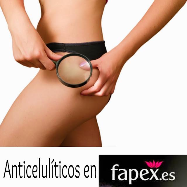 Anticelulíticos en fapex.es