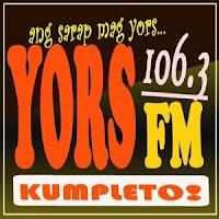 YORS FM 106.3 KUMPLETO