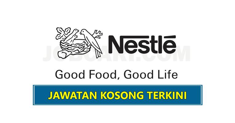 Jawatan Kosong Terkini di Nestlé Malaysia