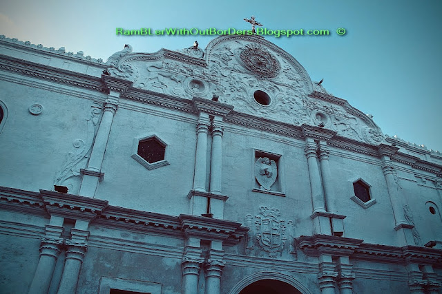 Facade, Cebu Metropolitan Cathedral, Cebu,Philippines