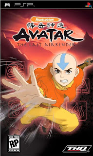 Cheat Avatar: The Last Airbender PSP