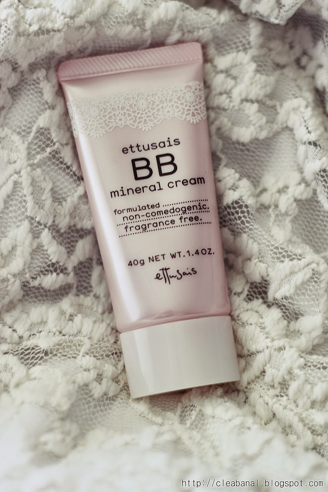 Ettusais : BB Mineral Cream #10 Review