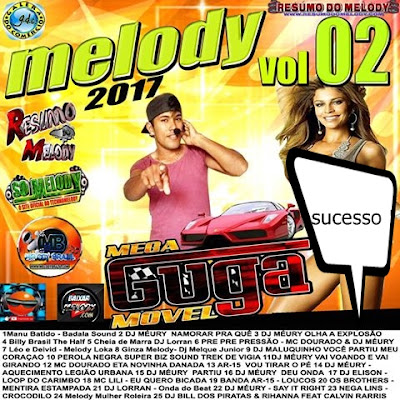 CD MIX MEGA GUGA MOVEL VOL 02 l DJ JEFFERSON SHOW