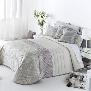 Colcha Bouti modelo Ayana color Beige de Antilo Textil