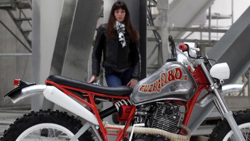 Yamaha Xt 550 Bobber Fucker Fuckin 180 80 Lsr Bikes