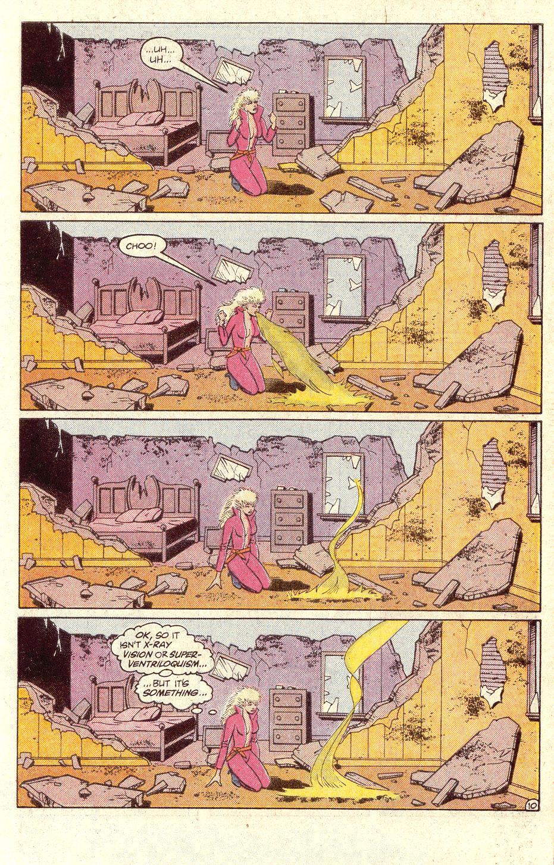 Read online Secret Origins (1986) comic -  Issue #33 - 28
