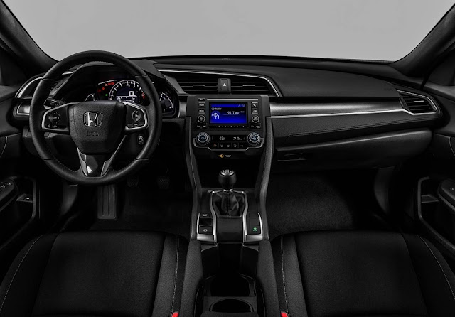 Novo Honda Civic 2017 - Sport 2.0 MT