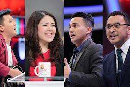Caleg Artis Jadi Peluru Jokowi Lawan #2019GantiPresiden?