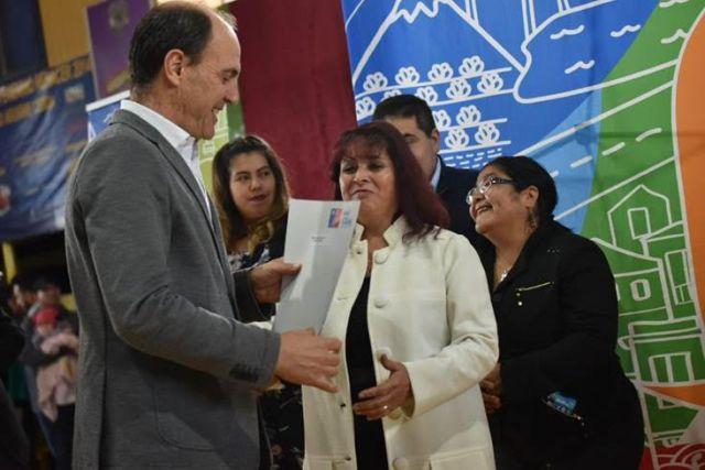 Osorno: 400 subsidios para innovador proyecto de viviendas sociales