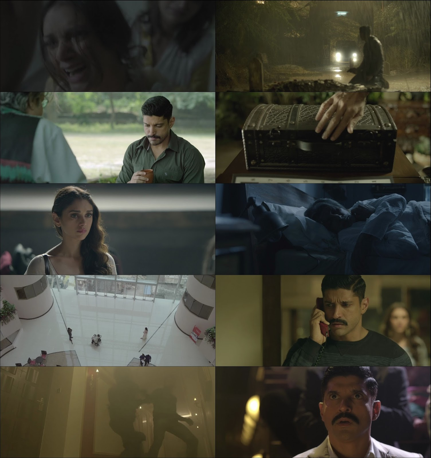 Wazir Movie Screenshot