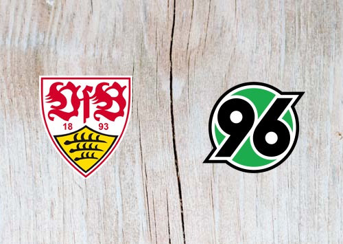 VfB Stuttgart vs Hannover 96 - Highlights 3 March 2019